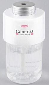 ボトルキャップ加湿器