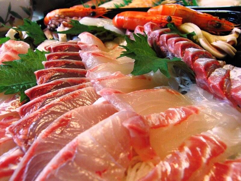 【実体験】刺身は低カロリー高たんぱくでダイエット食になる。私おすすめのレシピはこれ!