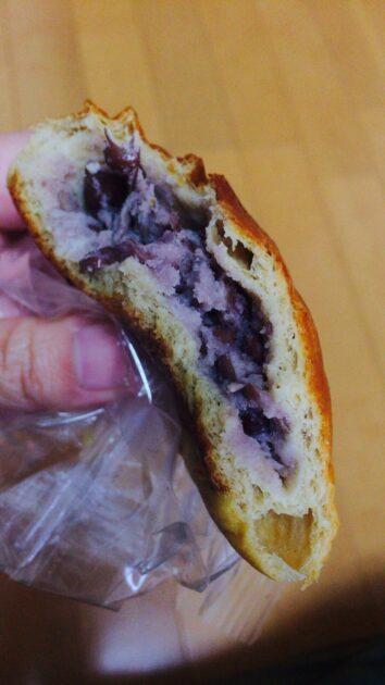 糖質制限食の通販「楽園フーズ」のあずきパン
