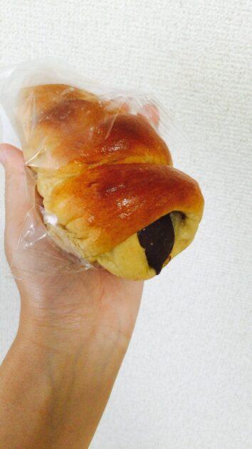 糖質制限食の通販「楽園フーズ」のチョココロネ