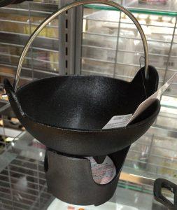 ダイソースキレット鍋