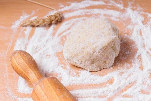 ゆで卵カッターでクッキーの生地もカットできる