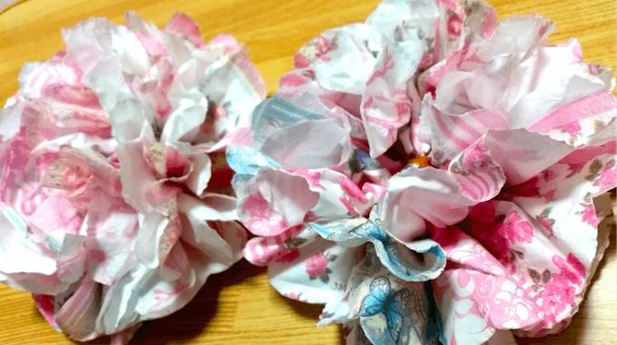 たったの100円?紙ナプキンで簡単に作れるペパナフラワーのクオリティがヤバイ!