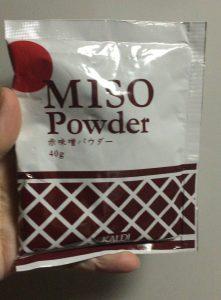 味噌パウダー
