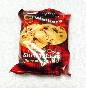 ウォーカーのチョコチップショートブレッド