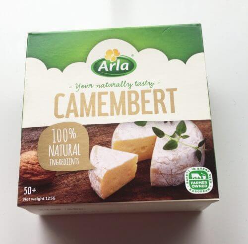 アーラのカマンベールって安いのにクリーミーで美味しい〜!【感想】