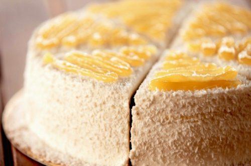 ワッフルピーラーはケーキのデコにも使える