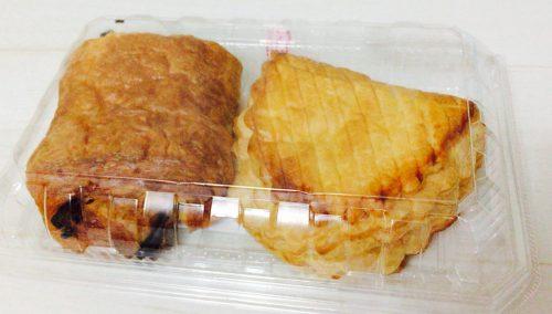 成城石井のAOPバターのパンオショコラとアップルパイ