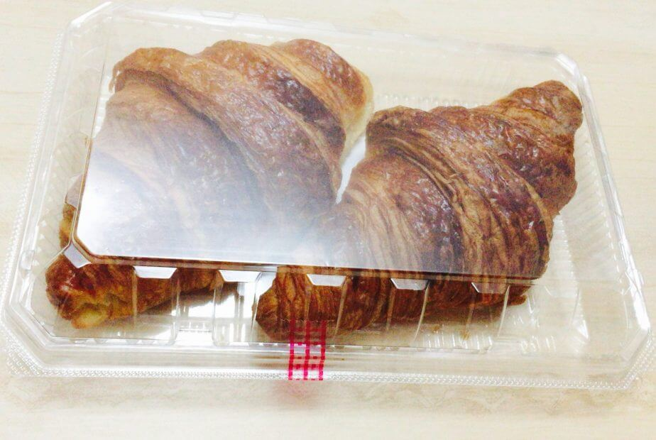 成城石井の発酵バターのクロワッサン