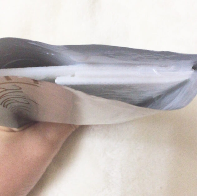 フラビアお試しセットのナタデココマスク