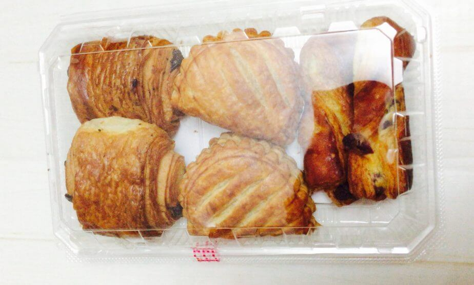 成城石井の発酵バターのミニスイートパンセット
