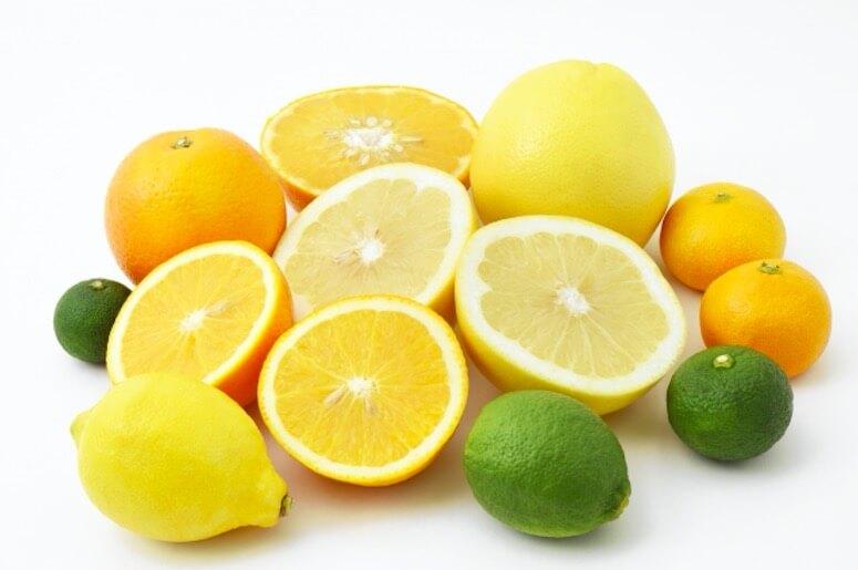 レモンがいっぱい