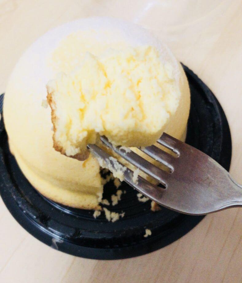 成城石井で買ったアンジェリーナスコットチーズケーキ