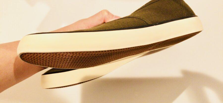 【レビュー】オキシクリーンで靴洗いに挑戦!色落ち具合を写真付きでレポ!