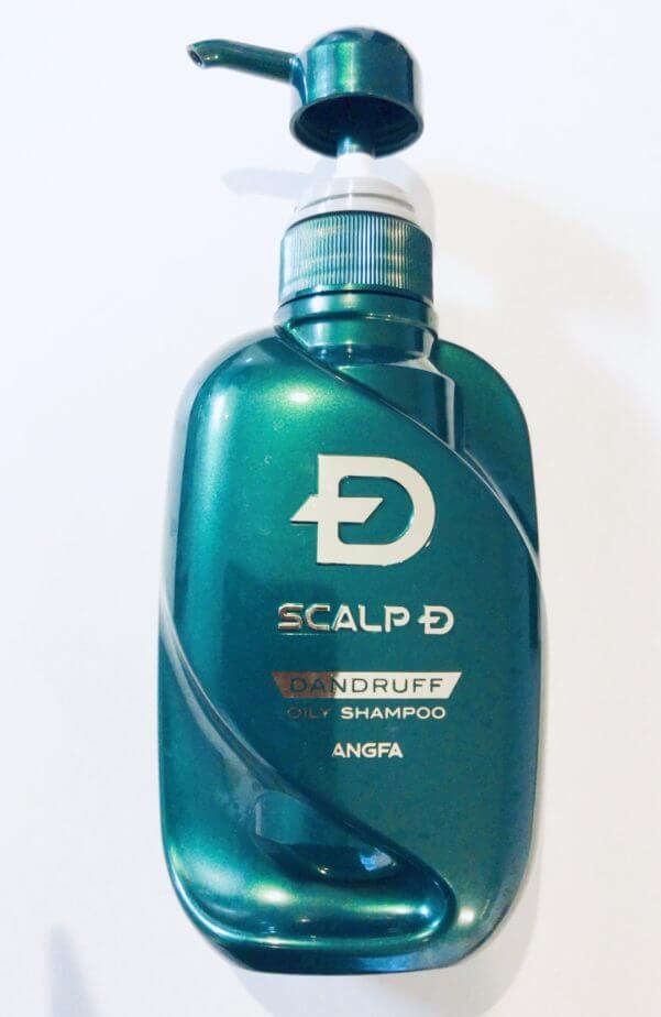 スカルプDのダンドラフオイリー