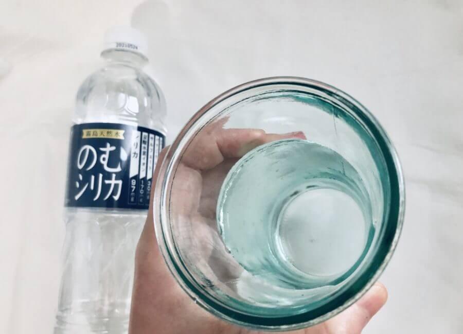 霧島のむシリカ水