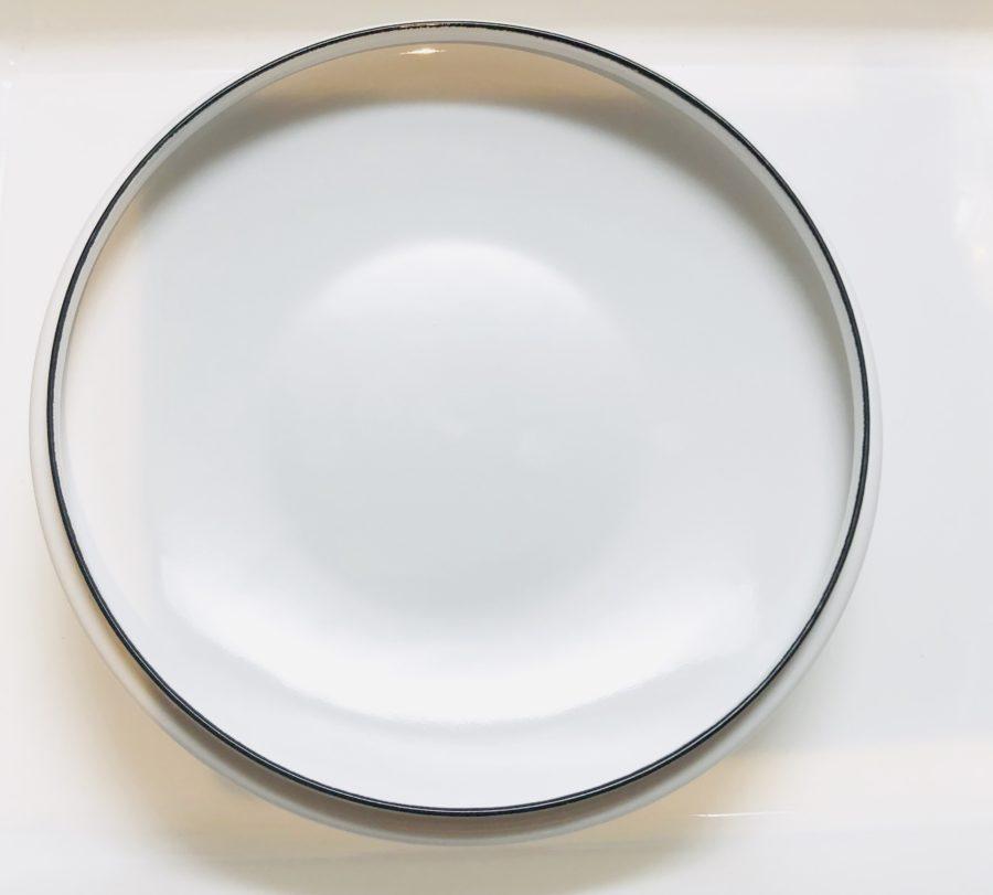 富士ホーローのてんぷら鍋の蓋