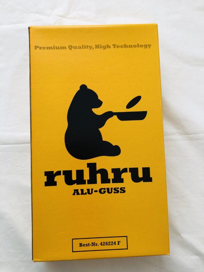 ruhru(ルール)のフライパン