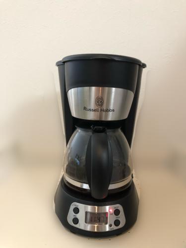 ラッセルホブスのコーヒーメーカー5杯用7610JP