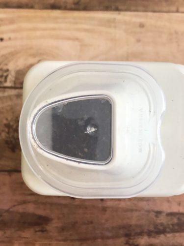 ダイソーの穀物保管容器