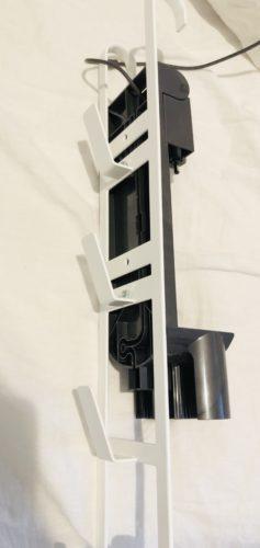 GILT(ギルト)で買ったInterior Essentials コードレスクリーナー & ツールハンガー プレート ホワイト