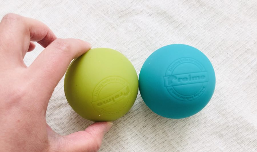 Dr.relax Ball マッサージ ストレッチ ボール 2個セット